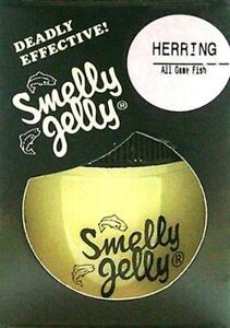 Smelly Jelly Fishing Attractant Scent 1 Ounce Choice of Scents & Colors