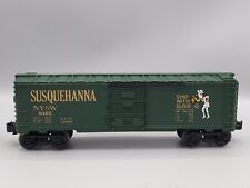 Lionel Susquehanna Green Boxcar 6-9402