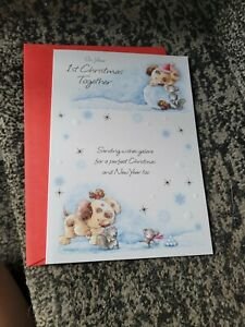 On your 1st Christmas Christmas Card NEW