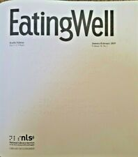 Eating Well - July / August 2019 (Braille for the Blind)
