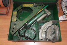 Greenlee 777 Hydraulic Pipe Bender 1 14 4 Local Pickup Only