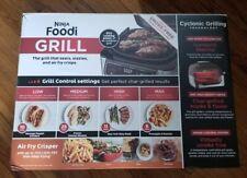 New listing Ninja Foodi 5-in-1 Indoor Grill with 4-Quart Air Fryer Crisper Oven