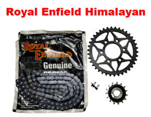 """Royal Enfield Himalayan Complete """"Chain & Sprocket Kit"""""""