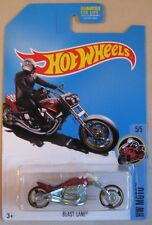 Hot Wheels HW Moto series Treasure Hunt 2017 BLAST LANE 5/5