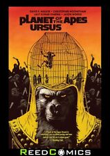 PLANET OF THE APES URSUS GRAPHIC NOVEL New Paperback Collects 6 Part Series