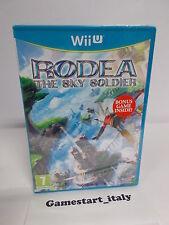 RODEA THE SKY SOLDIER - NINTENDO WIIU WII U - NUOVO SIGILLATO NEW
