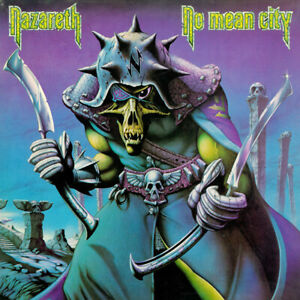 Nazareth (2) – No Mean City Released 1979 A&M Records – SP 4741