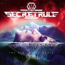 SECRET RULE - THE KEY TO THE WORLD   CD NEU