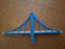 Hänge-Brücke, 27 cm lang für Holzeisenbahn passend zu Brio, Eichhorn usw.