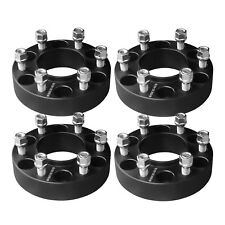 """4pc 1.5"""" Thick 6x135 Wheel Spacers 14x2 for Ford F-150 2004-2014"""