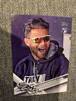2017 Topps Update Image Variation Short Print US200 Yoan Moncada White Sox RC