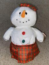 Ty Beanie Buddies, Coolstina The Snowwoman