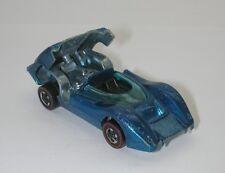Redline Hotwheels Blue 1969 Mclaren M6A oc15050