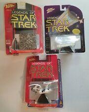 Star Trek Formulation Bird-of-Prey, U.S.S. Enterprise NCC-1701, Borg Cube
