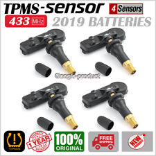 SET(4) for CHRYSLER JEEP DODGE TPMS TIRE PRESSURE SENSOR 56029398AB 68241067AB