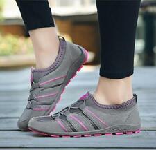 Women's Lightweight Gym Walking Shoes  Casual Tennis Slip on Sneakers