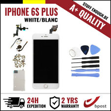 A+ LCD TOUCH SCREEN/SCHERM/ÉCRAN FULL ASSEMBLY WHITE BLANC +TOOLS IPHONE 6S PLUS