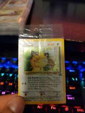 Pokemon Meowth Holographic Game Boy Black Star Promo #10 Mint