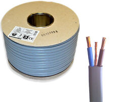 16mm Twin and Earth Electrical Cable 75m 6242Y BASEC Approved Cooker Oven Shower