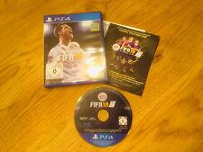 FIFA 18  - PS4 - PlayStation Fußball Spiel Game Soccer