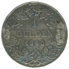 Frankfurt 1 Gulden 1840 A27052