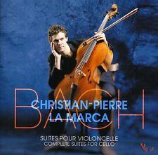 Christian-Pierre La - Bach 6 Suites Pour Violoncelle [New CD] Germany - Imp