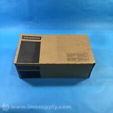 Siemens 6sl3532 6df71 0rh2 Integrated Servo Drive And Motor Fnfp