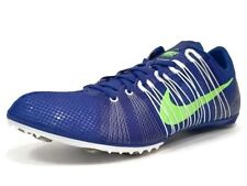 Nike Zoom Victory 2 Track and field Spikes Men's US 12 Blue 555365-431 NEW $120