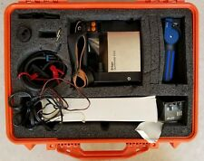 Drager Civil Defense Simultest Kit - Quantimeter 1000 Case and Accessories