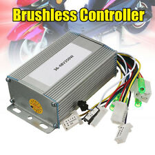36V/48V 350W Electric Hall Bicycle E-bike Scooter Brushless DC Motor Controller