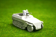 SCALA 1/56 – 28 mm WW2 tedesco 250/10 Halftrack 28 mm una BLITZKRIEG Miniatures