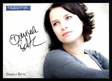 Daniela Bette Lindenstraße Autogrammkarte Original Signiert ## BC 17194