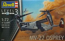 Revell Germany Bell V-22 Osprey aircraft model kit 1/72
