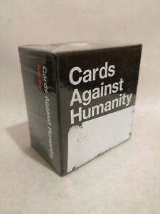 Cards Against Humanity Expansion Red Box Factory Sealed