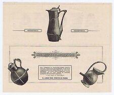 British Prometheus Co Ltd Electrical Kitchen Apparatus - Antique Advert 1904