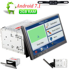 """10.1"""" Touch Screen Car CD DVD Player GPS Navi Stereo Radio Bluetooth Double Din"""