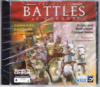 The Great Battles of Caesar (PC, Interactive Magic, Great Battles Series)