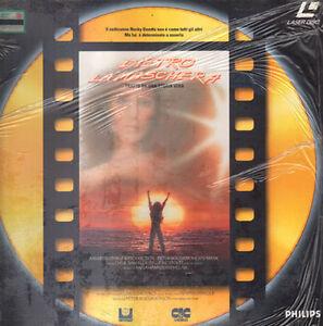 Dietro la maschera By Peter Bogdanovich With Cher, Laura Dern 1985 - LASER Disc