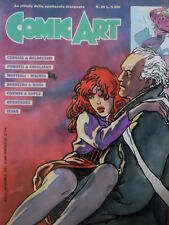 Comic Art  n°54  - LITTLE EGO DI V. GIARDINO & JOE GALAXY DI M. MATTIOLI [g.133]