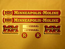 Decal set for Minneapolis-Moline R