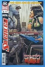 The Silencer #6 New Age of Heroes DC Comics Universe 2018 Dark Nights Metal