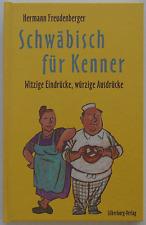 Hermann Freudenberger – Schwäbisch für Kenner