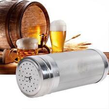 Homebrew Beer Hop Wine Coffee Filter Stainless Steel Spider Strainer Pellet US