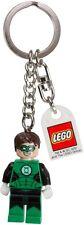LEGO DC Comics- Green Lantern Key Ring/ Keychain - NEW