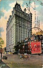USA postcard Philadelphia Bellevue - Stratford (a887)