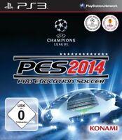 PS3 Spiel - Pro Evolution Soccer 2014 / PES 14 [Standard] DE/EN mit OVP