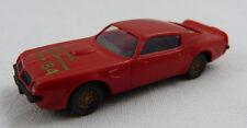 Pontiac Firebird Trans AM rot Praline 1:87 H0 ohne OVP [GO]