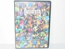 """*****DVD-NAZARETH""""HOMECOMING-The Greatest Hits Live in Glasgow""""-2002 Eagle*****"""
