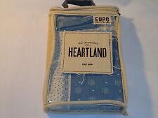 Lady Antebellum Heartland Euro Pillow Sham - Belle Meade