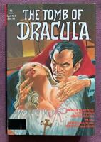Tomb of Dracula Omnibus Vol 3 Gene Colan cover 1st edition 1st print Marvel 2010
